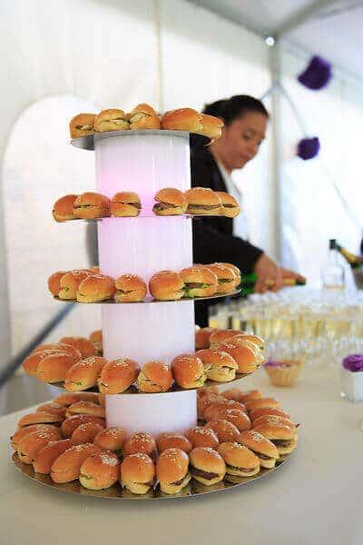 sandwishs buffet auberge 3 vallées